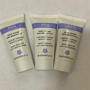 Ren Clean Skincare Ultra Instant Firming Beauty